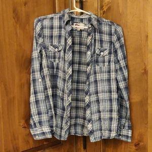 Plaid Country shirt